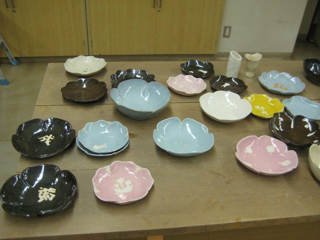 2009年八幡市互助陶芸教室